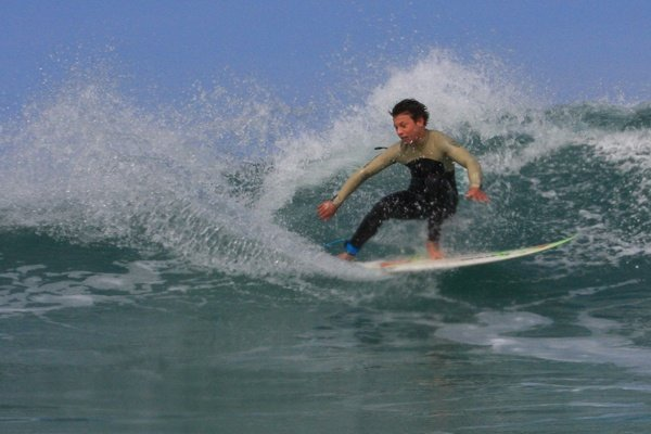Captain Kid's photo of Newquay - Fistral North