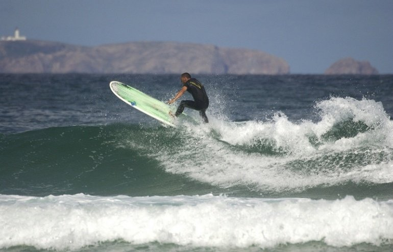Baleal Surf Camp - Peniche, Portugal's photo of Cantinho Da Baia