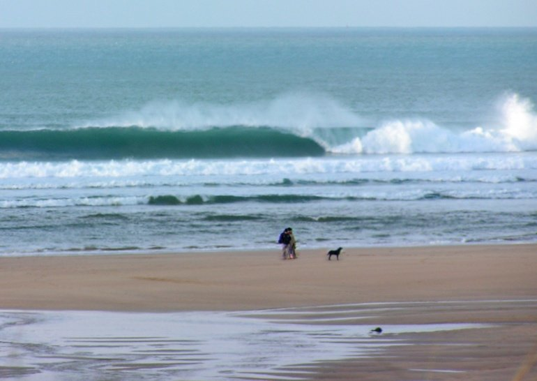 vinny's photo of Freshwater West