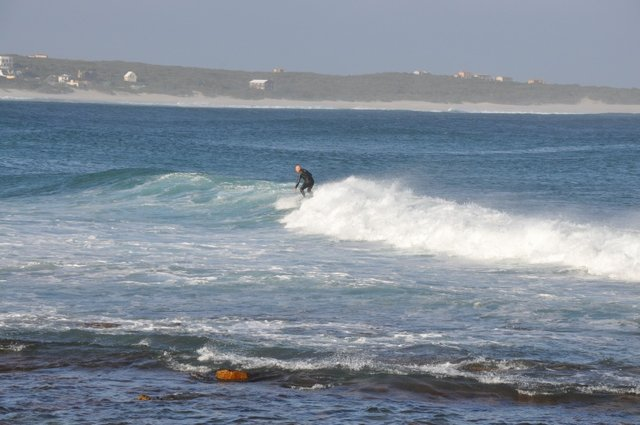 Ghost runner's photo of Cape St. Francis
