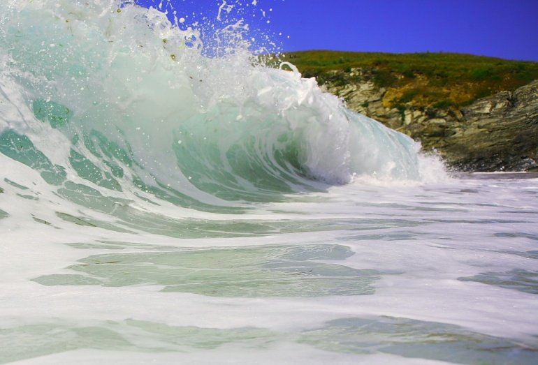 P Marchant's photo of Newquay - Fistral North