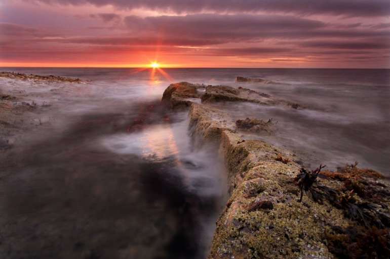 James C's photo of Beadnell Bay