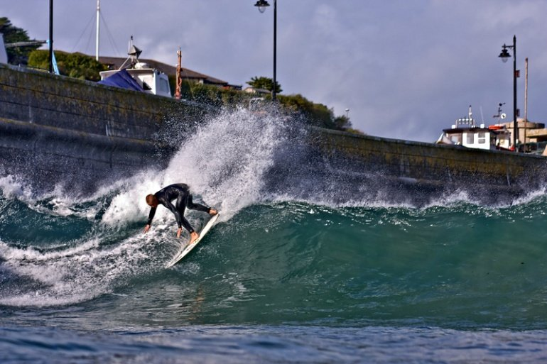 Dominic Rodwell's photo of Newquay - Towan / Great Western