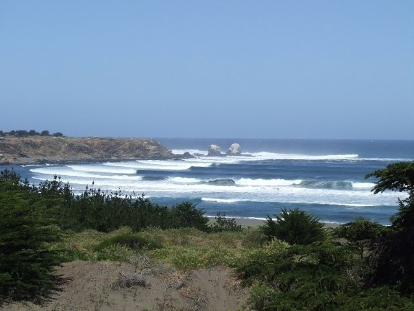 Ando's photo of Punta de Lobos