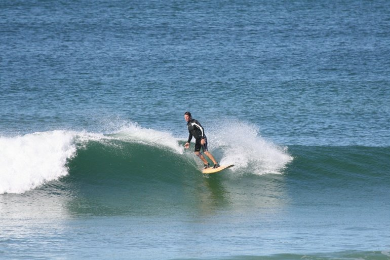 Pete Grocock's photo of Byron Bay