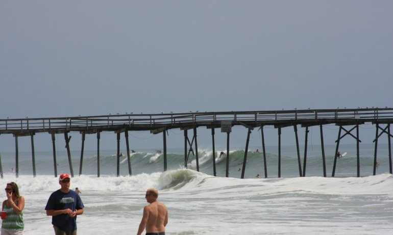 Nick A.'s photo of Crystal Pier