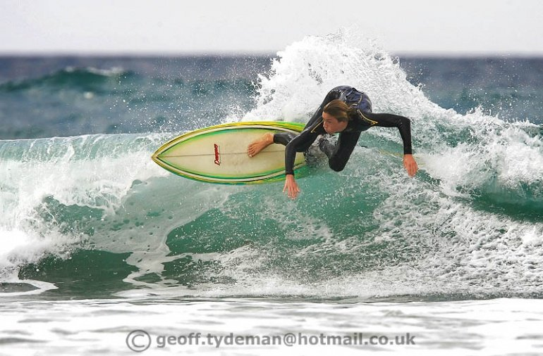 Geoff Tydeman's photo of Mawgan Porth