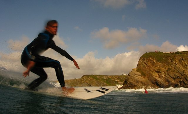 Speeding Mullet's photo of Newquay - Towan / Great Western