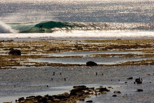 Transworld Surf's photo of Desert Point