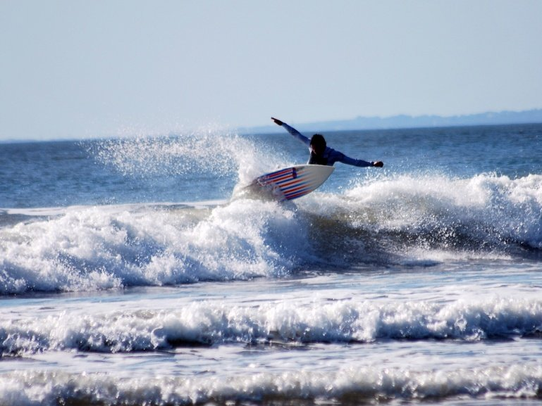 pink pixie's photo of Llangennith