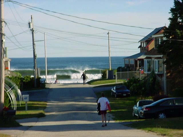 Chris Cary's photo of Higgins Beach
