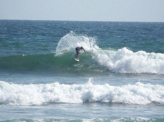 Surfboarding Ecuador's photo of Montañita