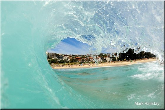 Mark's photo of Sydney (Bondi)