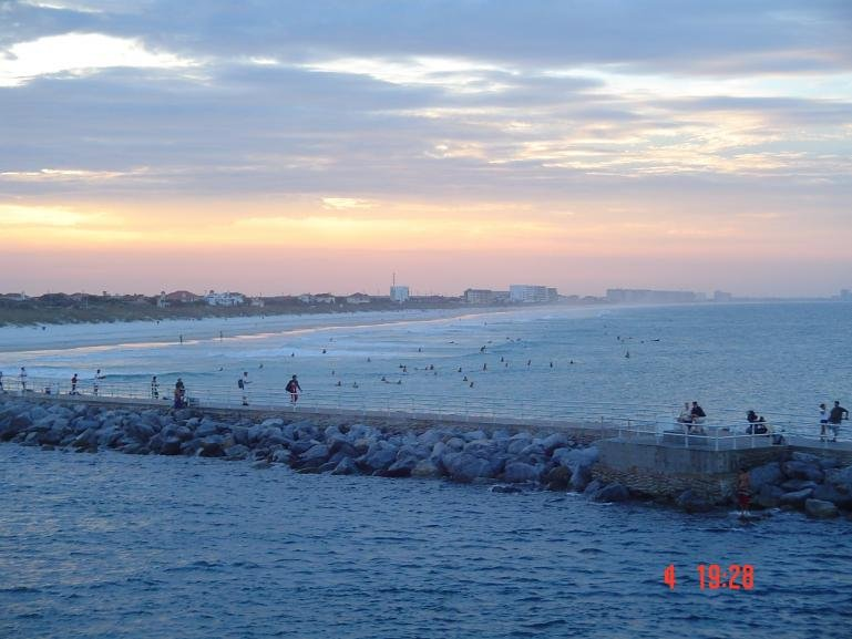 Dickson's photo of Ponce Inlet (New Smyrna)