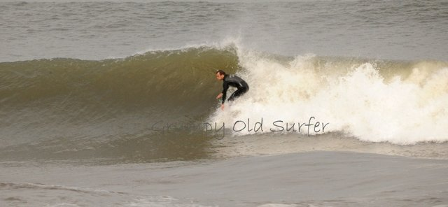 Grumpy Old Surfer's photo of Scarborough - South Bay
