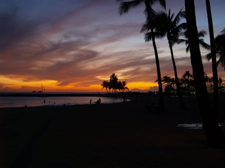 mike's photo of Queens/Canoes (Waikiki)