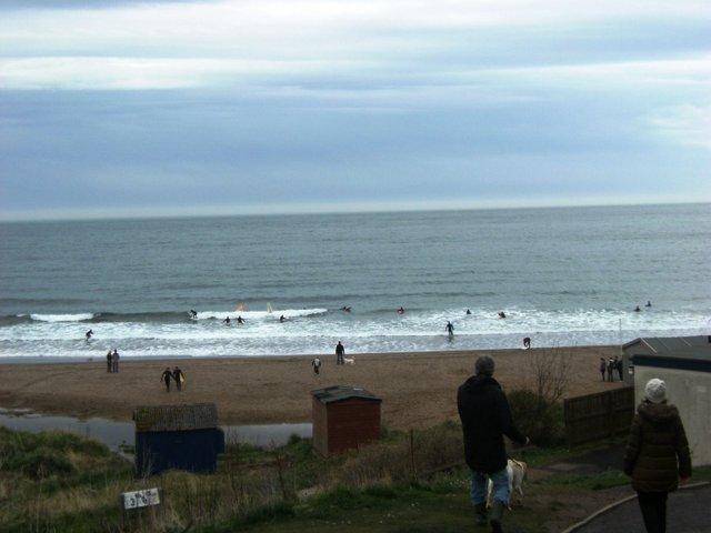 3SK8R's photo of Coldingham Bay