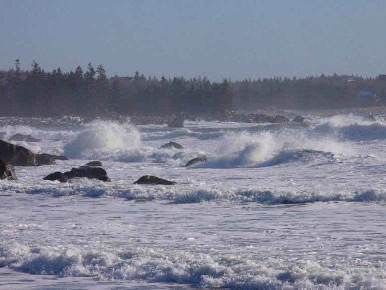 textureweb's photo of Nova Scotia Hurricane