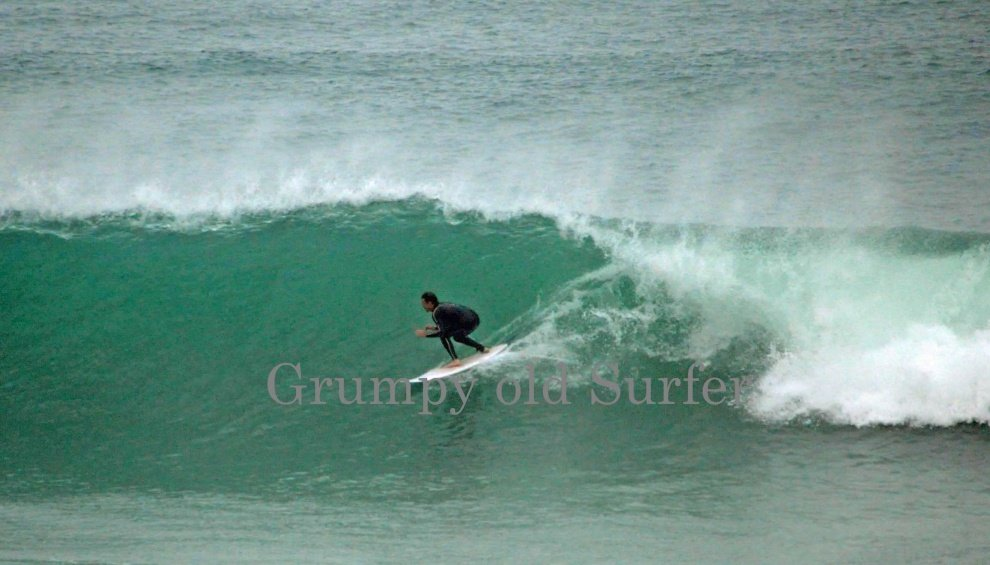 Grumpy Old Surfer's photo of Newquay - Fistral North