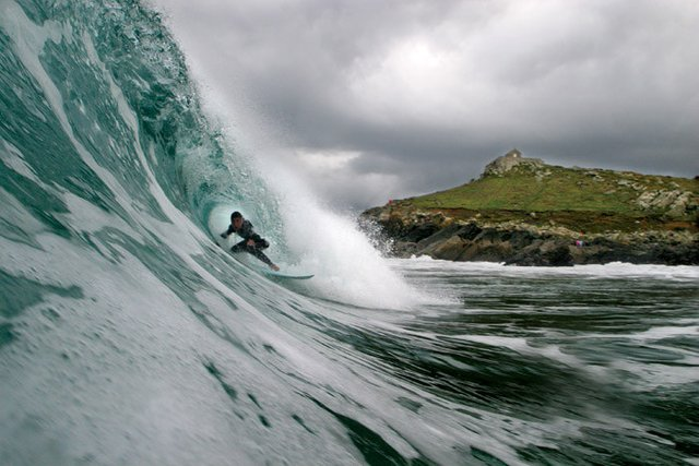 Mike Newman's photo of Gwithian