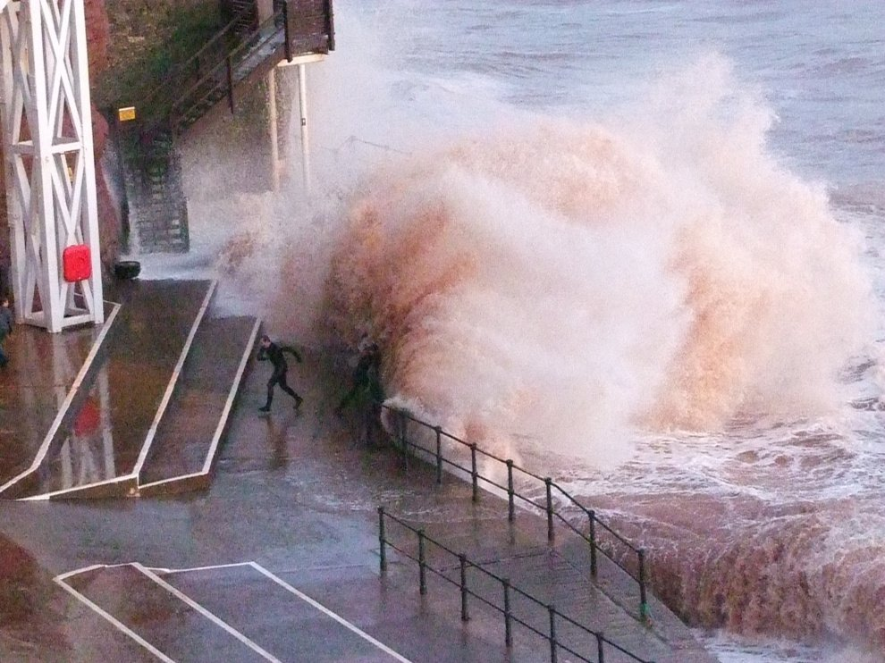 chris holland's photo of Sidmouth (Lyme Bay)