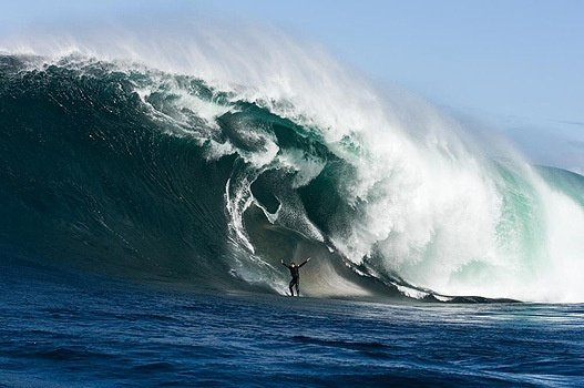 the capt's photo of Shipstern Bluff