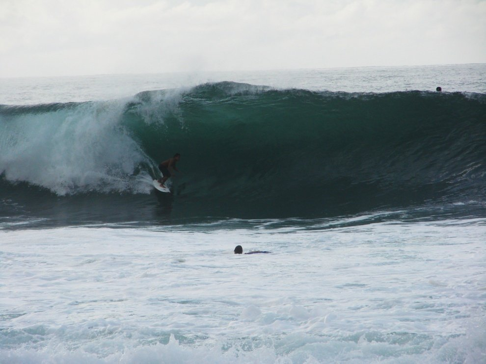allyosborne's photo of Pipeline & Backdoor