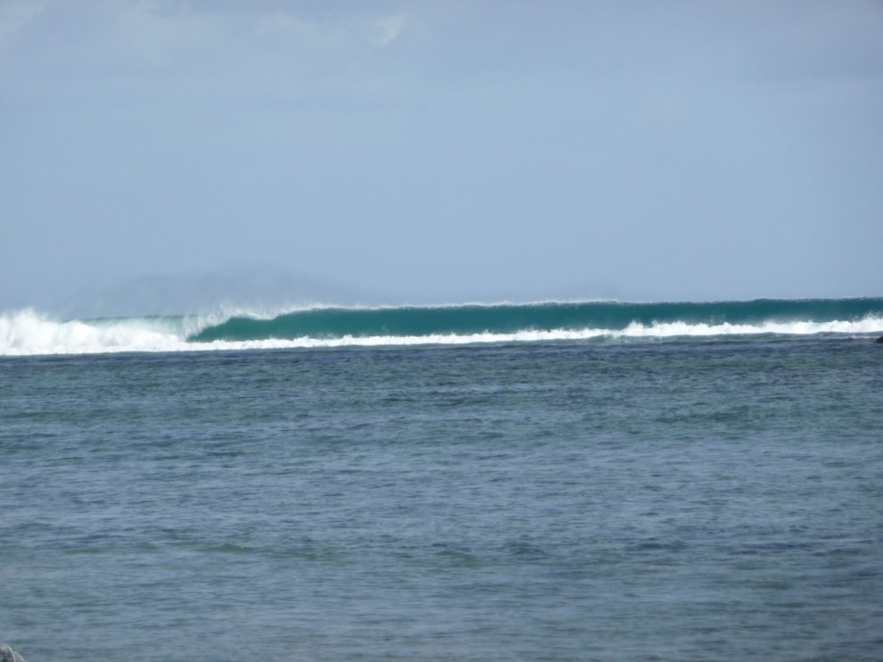 santoshasurfer's photo of Tamarin Bay