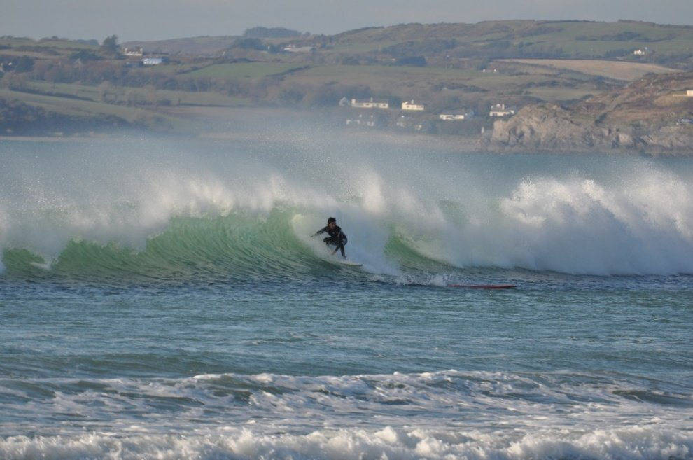 Dave P's photo of Long Strand (Castlefreke)