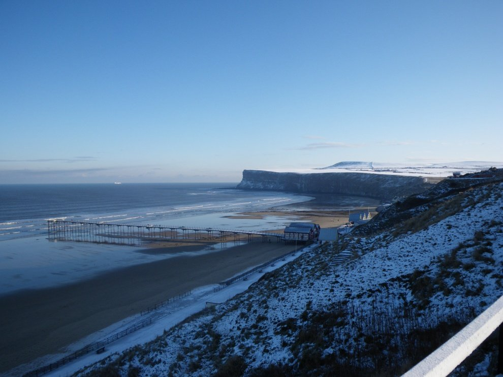 JON METCALFE's photo of Saltburn Beach