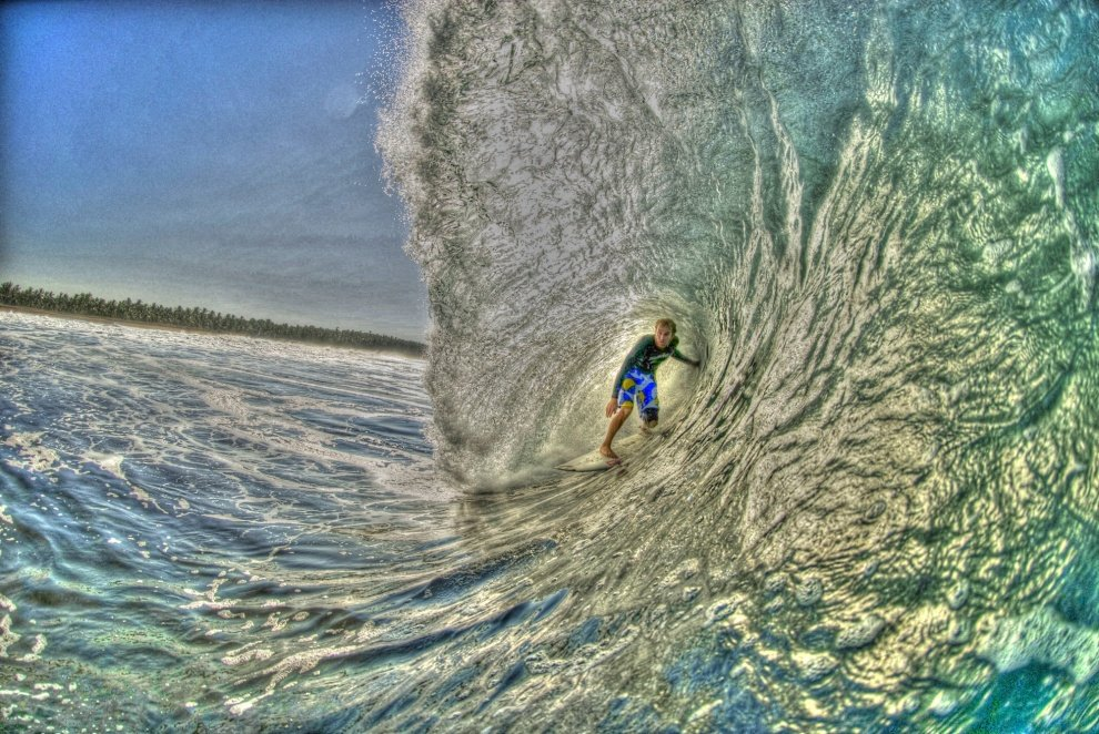 Booger's photo of Puerto Escondido
