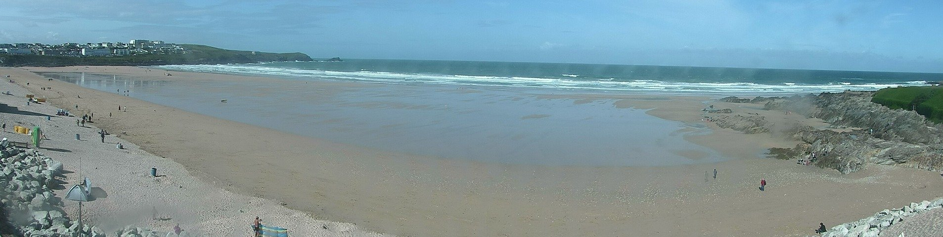Webcam mais recente para Newquay - Fistral North