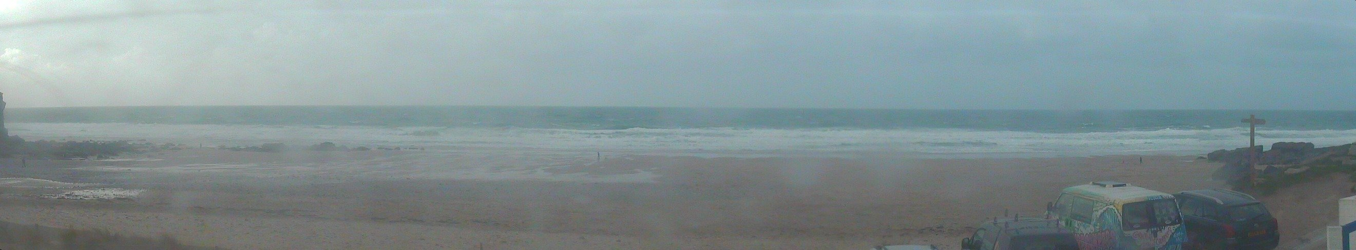 Latest webcam still for Porthtowan