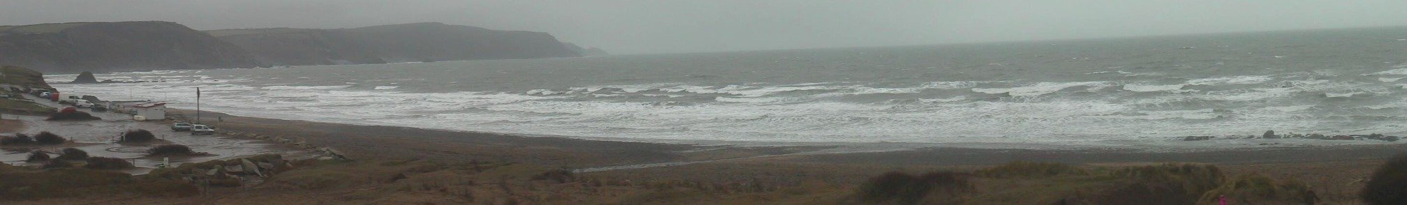 Latest webcam still for Widemouth Bay