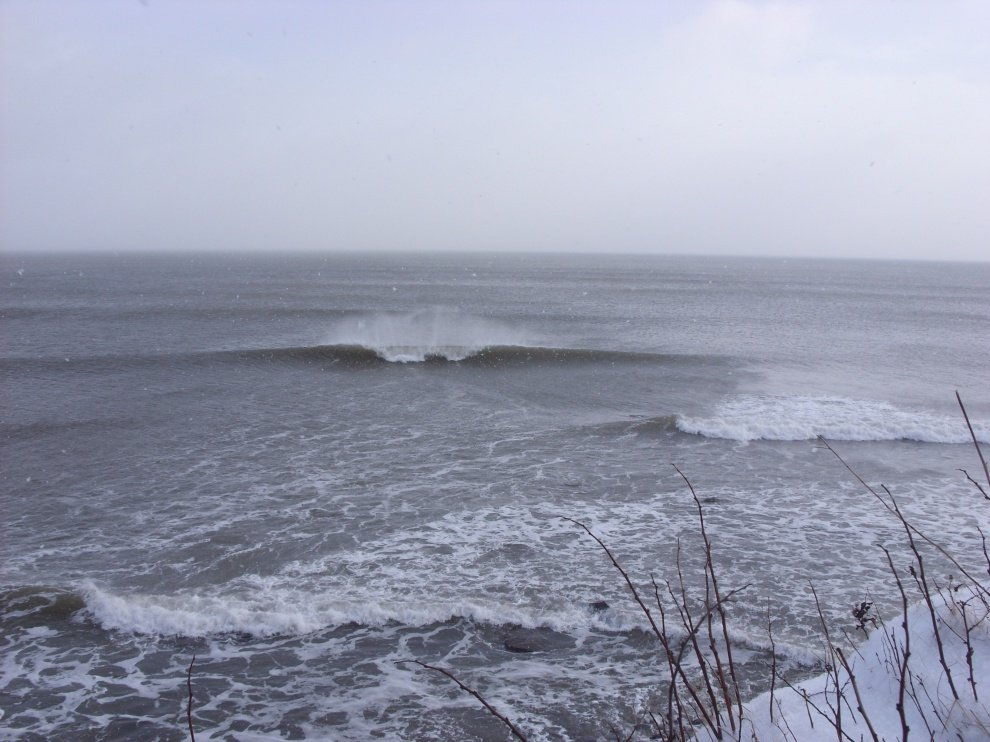 CB surfer88's photo of Point Michaud