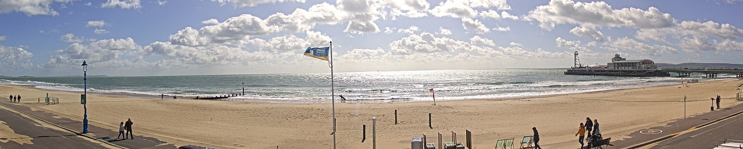 Latest webcam still for Bournemouth