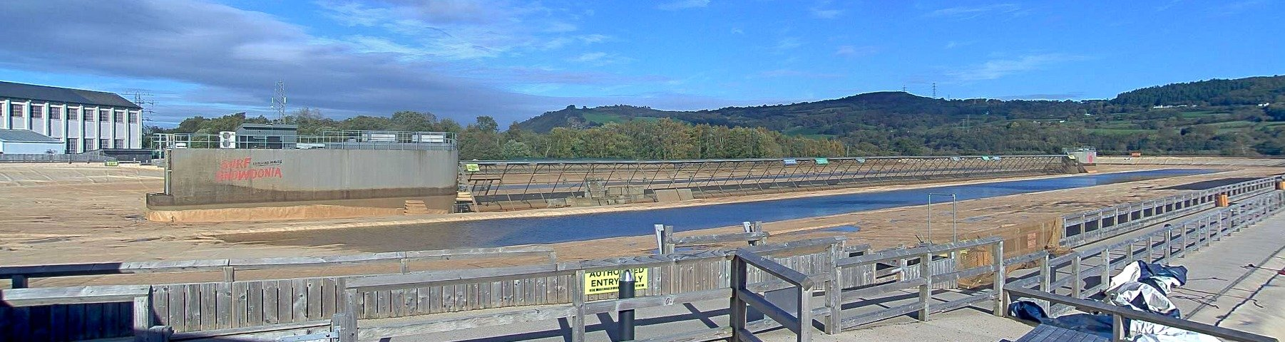 Latest webcam still for Surf Snowdonia