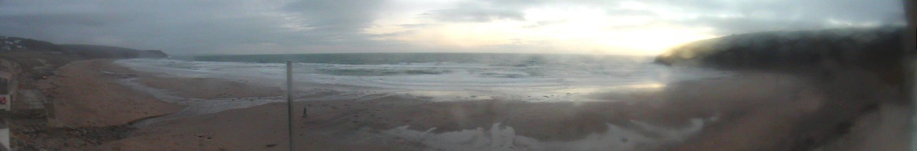 Latest webcam still for Praa Sands