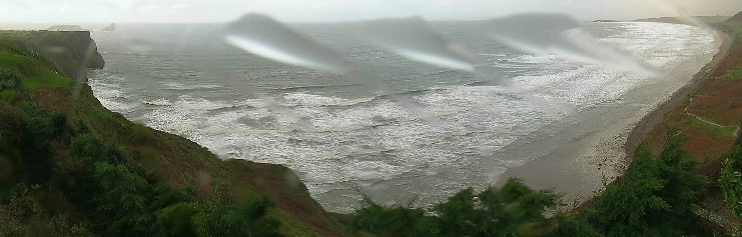 Latest webcam still for Llangennith