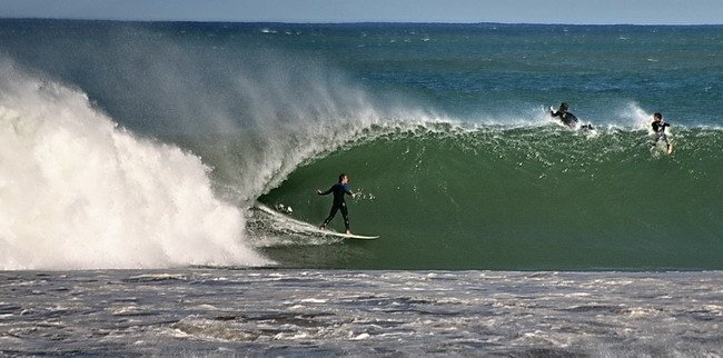 ed schlosser's photo of Mundaka
