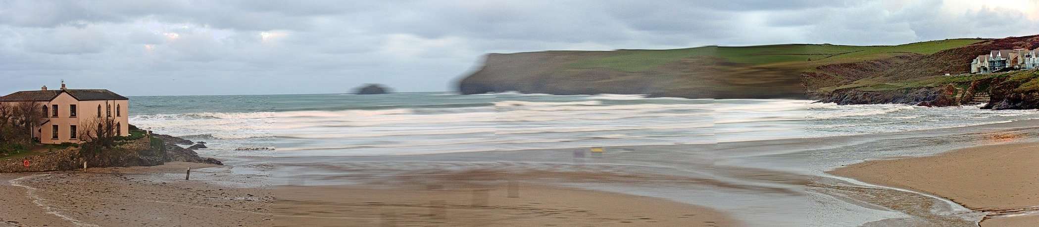 Latest webcam still for Polzeath
