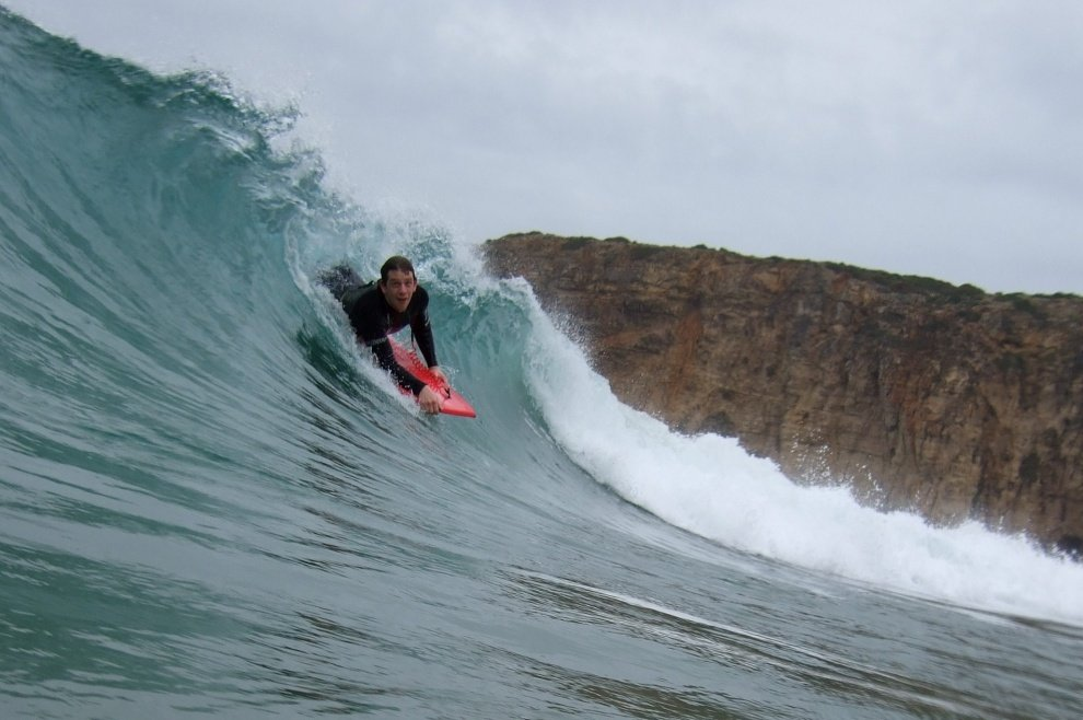 spot's photo of Sagres (South)