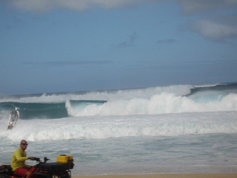 Gregory Borne's photo of Pipeline & Backdoor