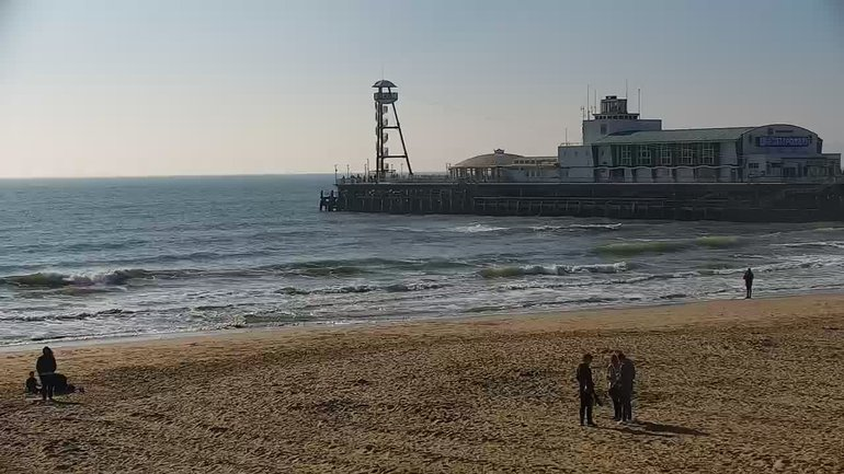 Bournemouth Pier (East Side)