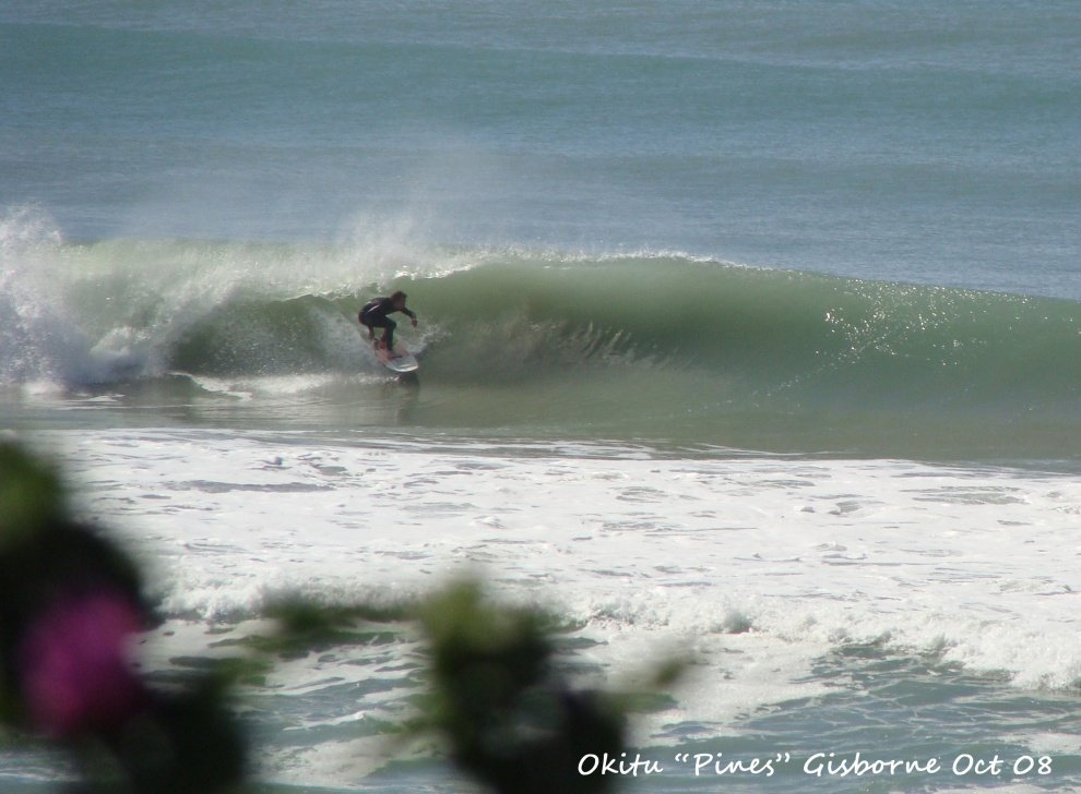 Shep NZ's photo of Gizzy Pipe (Gisborne)