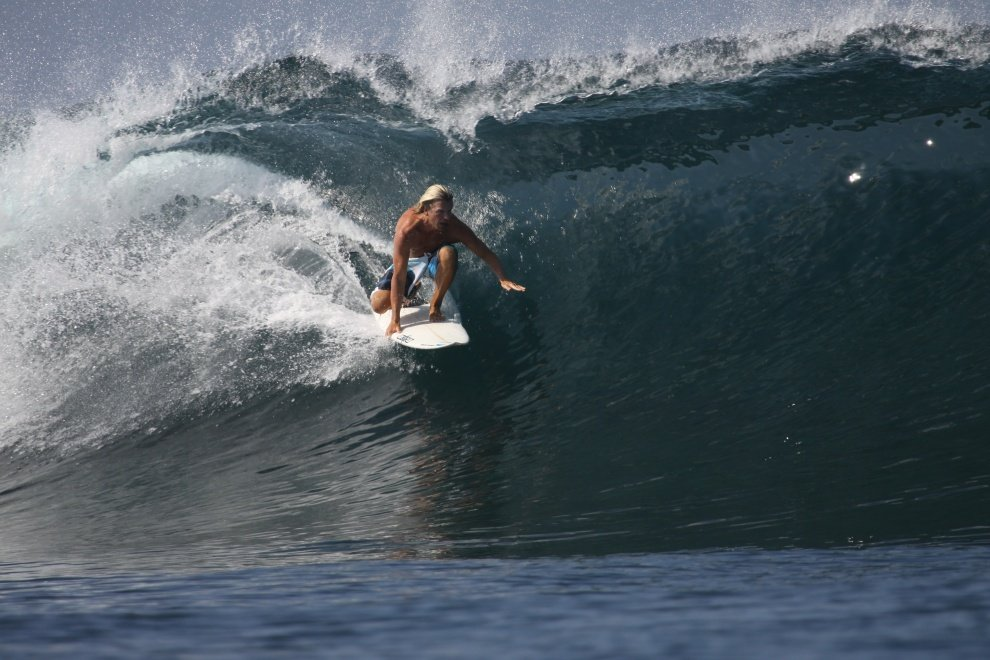 ClearWater Surf Travel's photo of Desert Point