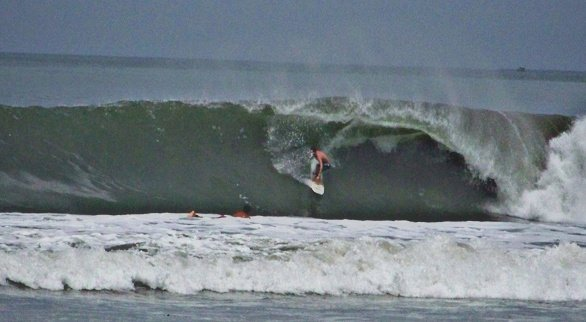 Surfboarding Ecuador's photo of Murcielago (Manta)