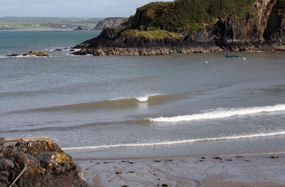 Andy James's photo of Whitesands Bay