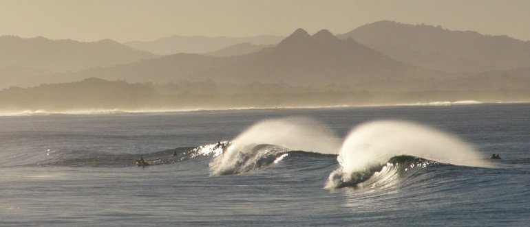 Peter M's photo of Byron Bay