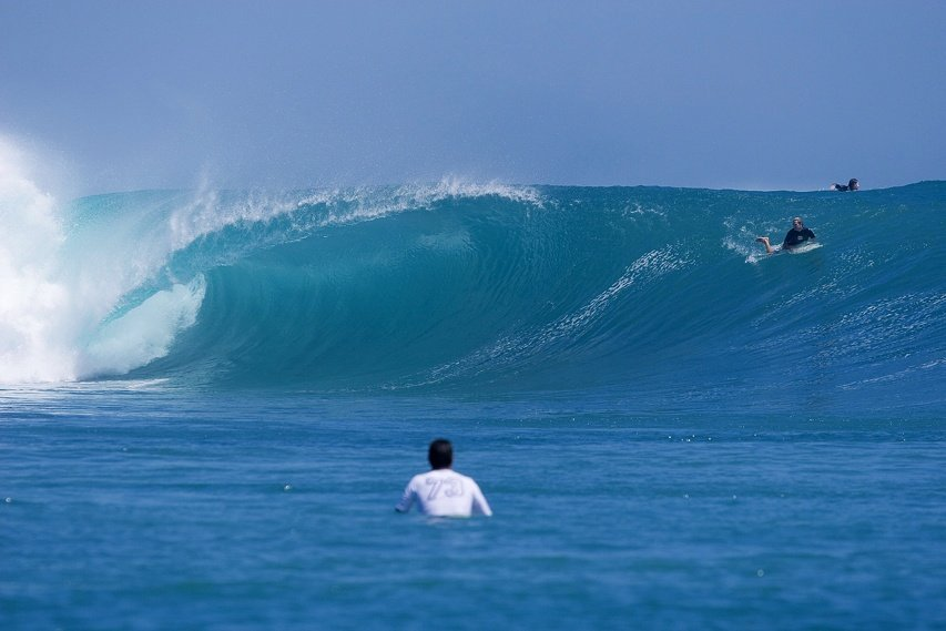 World Surfaris 's photo of G-Land